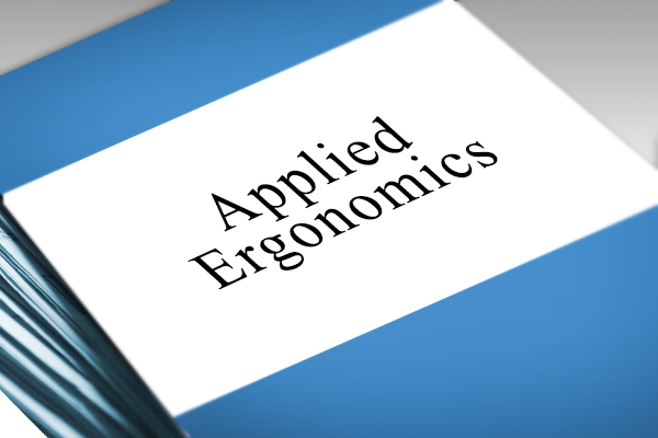Know Your Journal: Applied Ergonomics