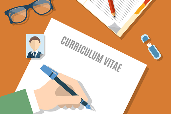 How to create an academic CV