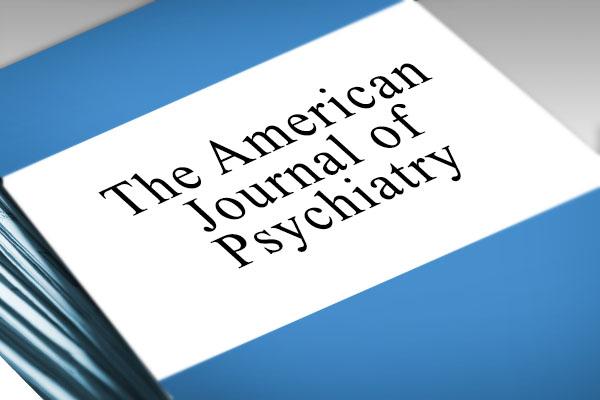 The American Journal of Psychiatry