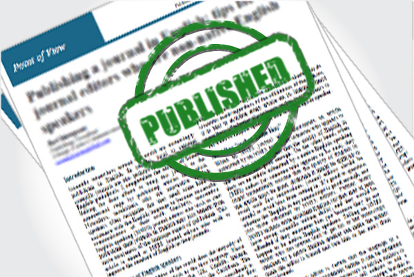 benefits of rapid publication